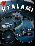 Kyalami: A History of the original Circuit 1961-1987. By André Loubser.