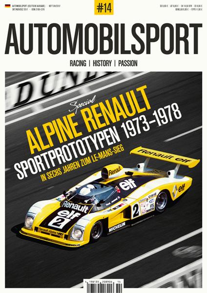 automobilsport 14 racing history passion. Black Bedroom Furniture Sets. Home Design Ideas