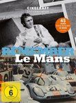 Remember Le Mans DVD.