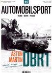 Automobilsport #17. Racing - History - Passion.
