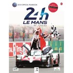 24 h Le Mans. 2018 official year book.