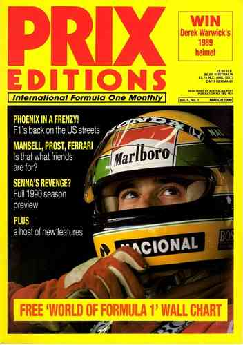 Prix Editions. Vol. 4, No. 1. March 1990.