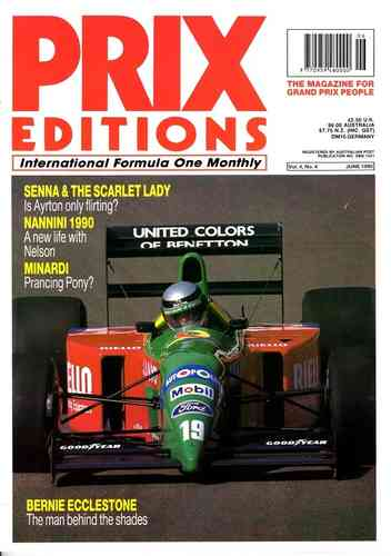Prix Editions. Vol. 4, No. 4. June 1990.
