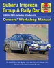 Subaru Impreza Group A Rally Car. 1993 to 2008 (includes all rally cars).
