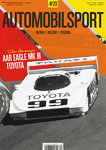 Automobilsport #20. Racing - History - Passion.