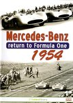 Mercedes-Benz return to Formula One. 1954. DVD.