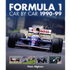 Formula 1: Car by car 1990-99. By Peter Higham.
